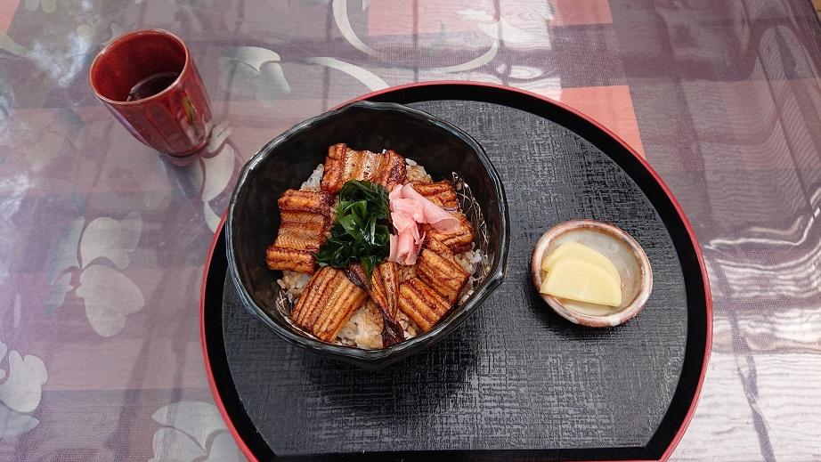 清盛茶屋の穴子丼